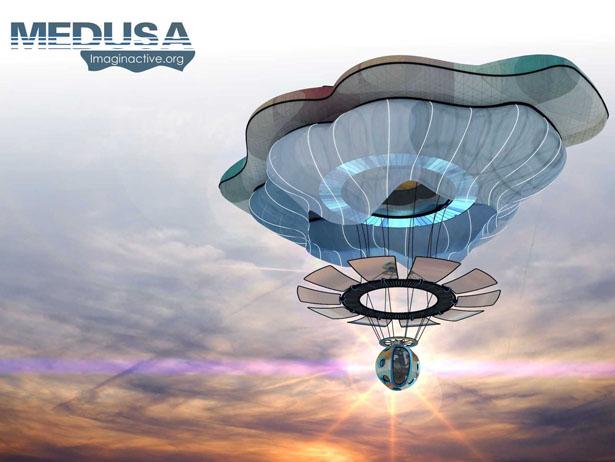 З'явився концепт літака-медузи