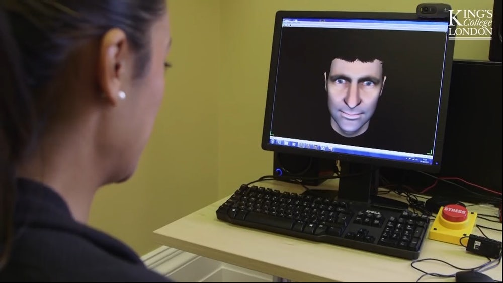 Виртуальный аватар помог пациентам сшизофренией справиться сослуховыми галлюцинациями